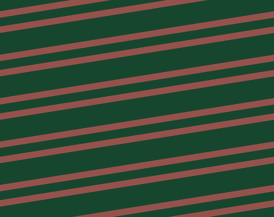9 degree angle dual stripe line, 22 pixel line width, 30 and 74 pixel line spacing, Copper Rust and Zuccini dual two line striped seamless tileable