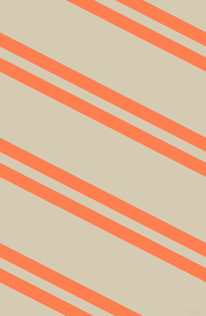 153 degree angle dual stripe lines, 26 pixel lines width, 20 and 121 pixel line spacing, Coral and Aths Special dual two line striped seamless tileable