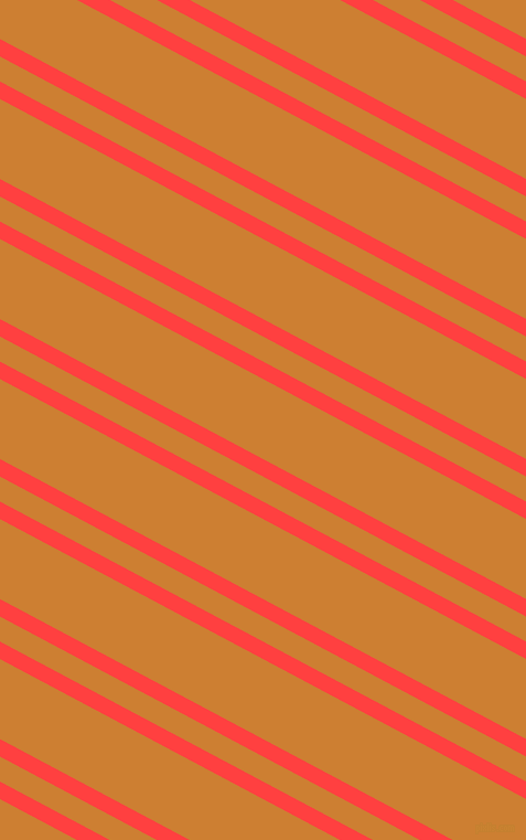 152 degree angle dual striped line, 14 pixel line width, 20 and 64 pixel line spacing, Coral Red and Bronze dual two line striped seamless tileable