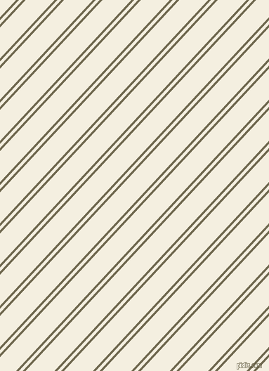 47 degree angle dual striped line, 3 pixel line width, 4 and 30 pixel line spacing, Crocodile and Bianca dual two line striped seamless tileable