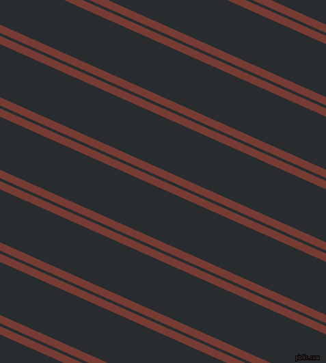 156 degree angle dual stripe line, 11 pixel line width, 4 and 71 pixel line spacingCrown Of Thorns and Bunker dual two line striped seamless tileable