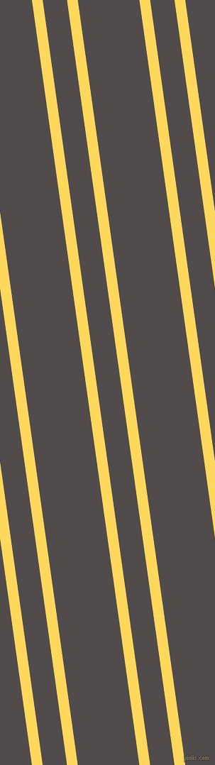 98 degree angle dual striped line, 15 pixel line width, 34 and 86 pixel line spacingDandelion and Matterhorn dual two line striped seamless tileable