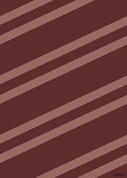25 degree angles dual stripe line, 27 pixel line width, 32 and 94 pixels line spacing, Dark Chestnut and Jazz dual two line striped seamless tileable