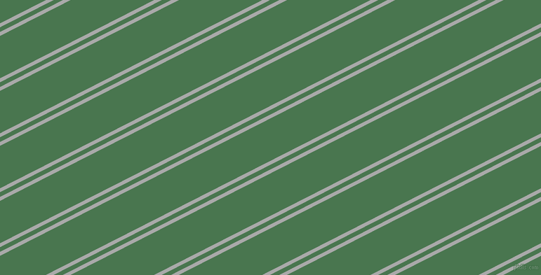 27 degree angle dual stripe line, 5 pixel line width, 6 and 54 pixel line spacing, Dark Gray and Killarney dual two line striped seamless tileable