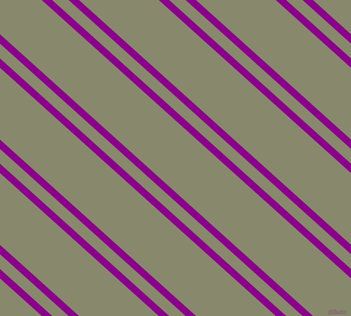 138 degree angle dual striped line, 14 pixel line width, 22 and 107 pixel line spacing, Dark Magenta and Bitter dual two line striped seamless tileable