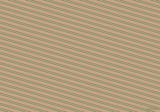 164 degree angles dual stripes lines, 1 pixel lines width, 4 and 11 pixels line spacing, Dark Spring Green and Rodeo Dust dual two line striped seamless tileable