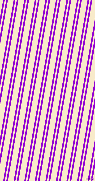 80 degree angles dual striped lines, 7 pixel lines width, 6 and 24 pixels line spacing, Dark Violet and Gin Fizz dual two line striped seamless tileable
