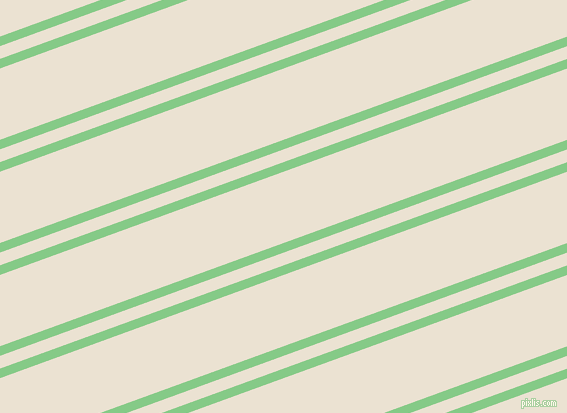 20 degree angle dual stripes lines, 9 pixel lines width, 12 and 67 pixel line spacing, De York and Quarter Spanish White dual two line striped seamless tileable