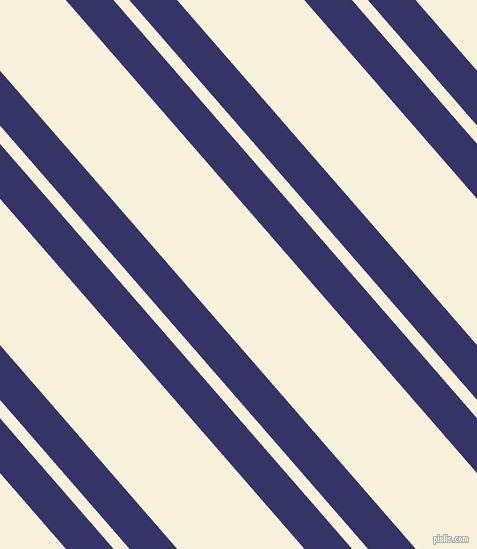 131 degree angles dual striped lines, 36 pixel lines width, 12 and 96 pixels line spacing, Deep Koamaru and Apricot White dual two line striped seamless tileable