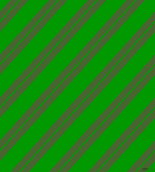 48 degree angle dual stripes lines, 20 pixel lines width, 4 and 48 pixel line spacing, Dell and Islamic Green dual two line striped seamless tileable