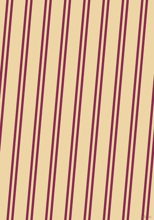 85 degree angles dual striped lines, 8 pixel lines width, 8 and 42 pixels line spacing, Disco and Astra dual two line striped seamless tileable