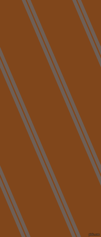 113 degree angles dual striped lines, 11 pixel lines width, 4 and 123 pixels line spacing, Dorado and Russet dual two line striped seamless tileable
