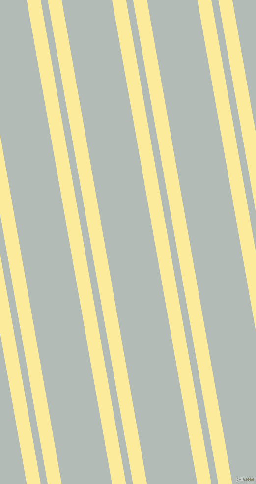 100 degree angles dual striped line, 28 pixel line width, 14 and 101 pixels line spacing, Drover and Loblolly dual two line striped seamless tileable