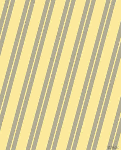 75 degree angles dual stripes line, 14 pixel line width, 4 and 34 pixels line spacing, Eagle and Drover dual two line striped seamless tileable