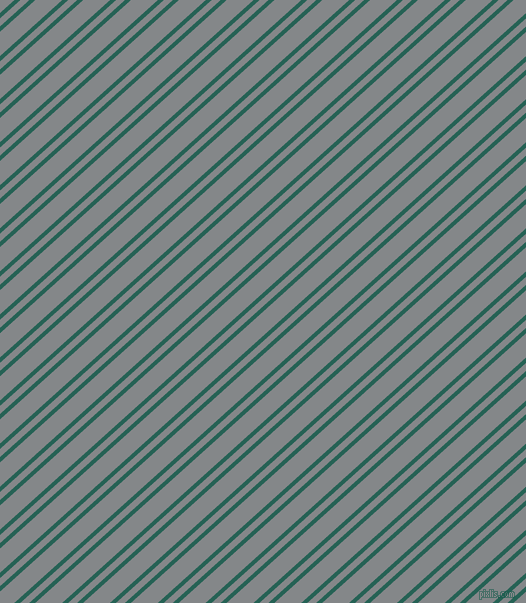 42 degree angle dual stripes line, 4 pixel line width, 6 and 18 pixel line spacing, Eden and Aluminium dual two line striped seamless tileable