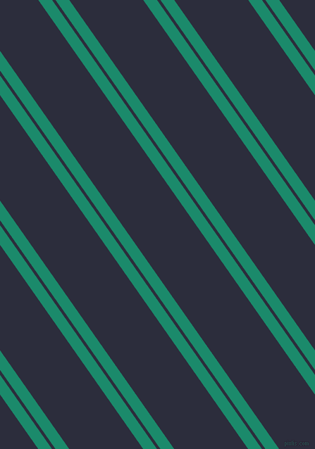 125 degree angle dual stripes lines, 16 pixel lines width, 4 and 86 pixel line spacing, Elf Green and Black Rock dual two line striped seamless tileable