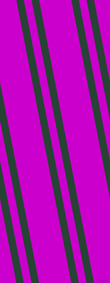 101 degree angle dual stripes line, 25 pixel line width, 26 and 108 pixel line spacingEverglade and Deep Magenta dual two line striped seamless tileable
