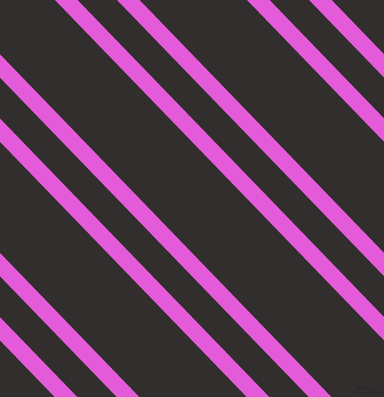134 degree angles dual stripe lines, 23 pixel lines width, 40 and 109 pixels line spacing, Free Speech Magenta and Night Rider dual two line striped seamless tileable