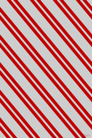 130 degree angles dual striped lines, 13 pixel lines width, 8 and 39 pixels line spacing, Free Speech Red and Very Light Grey dual two line striped seamless tileable