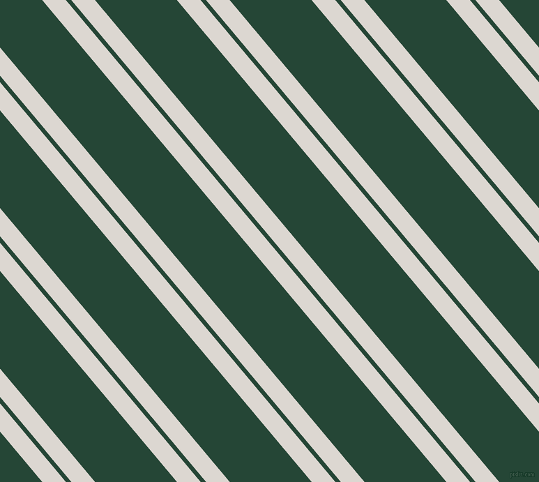 130 degree angle dual stripes lines, 26 pixel lines width, 6 and 90 pixel line spacing, Gallery and Bottle Green dual two line striped seamless tileable