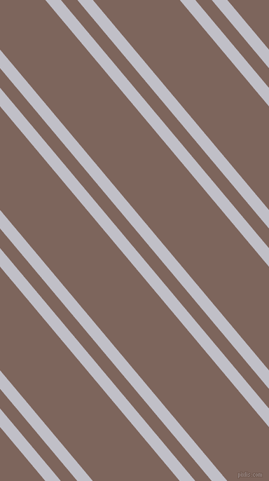 130 degree angles dual stripes lines, 17 pixel lines width, 18 and 95 pixels line spacing, Ghost and Russett dual two line striped seamless tileable