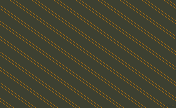 145 degree angles dual striped line, 2 pixel line width, 8 and 39 pixels line spacing, Golden Brown and Scrub dual two line striped seamless tileable