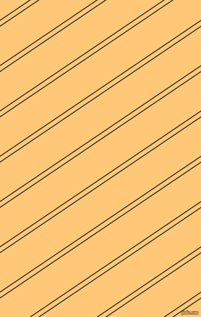 34 degree angles dual stripe lines, 2 pixel lines width, 8 and 65 pixels line spacing, Graphite and Chardonnay dual two line striped seamless tileable