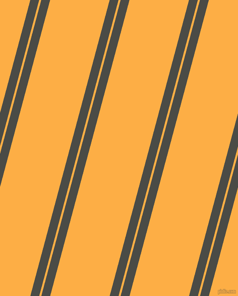 75 degree angles dual stripe line, 17 pixel line width, 4 and 114 pixels line spacing, Gravel and My Sin dual two line striped seamless tileable