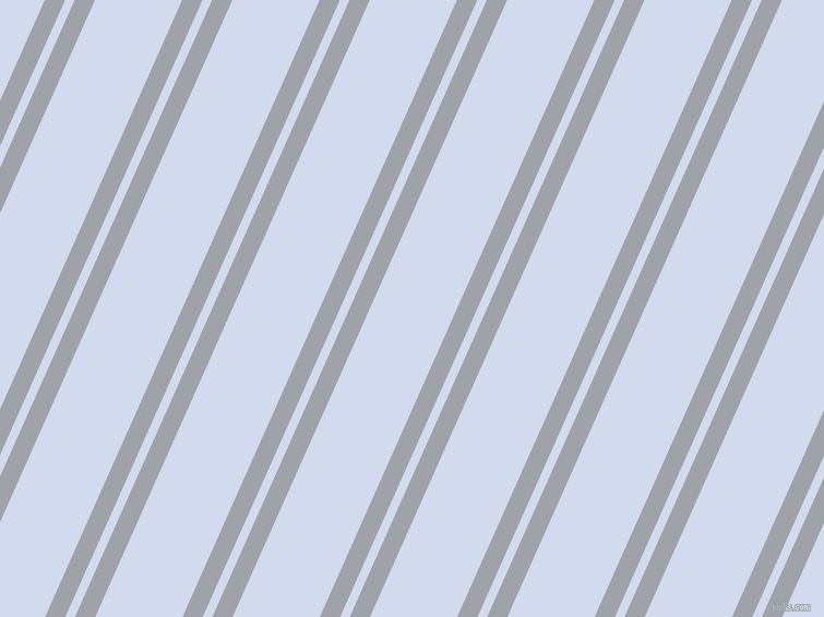 66 degree angle dual stripe line, 17 pixel line width, 8 and 73 pixel line spacing, Grey Chateau and Hawkes Blue dual two line striped seamless tileable