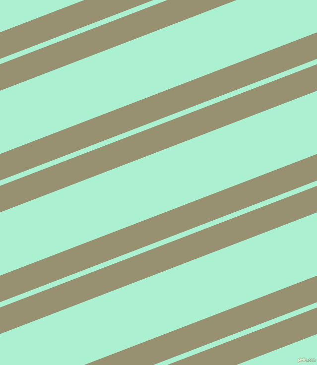 21 degree angles dual stripes line, 50 pixel line width, 10 and 119 pixels line spacing, Gurkha and Magic Mint dual two line striped seamless tileable