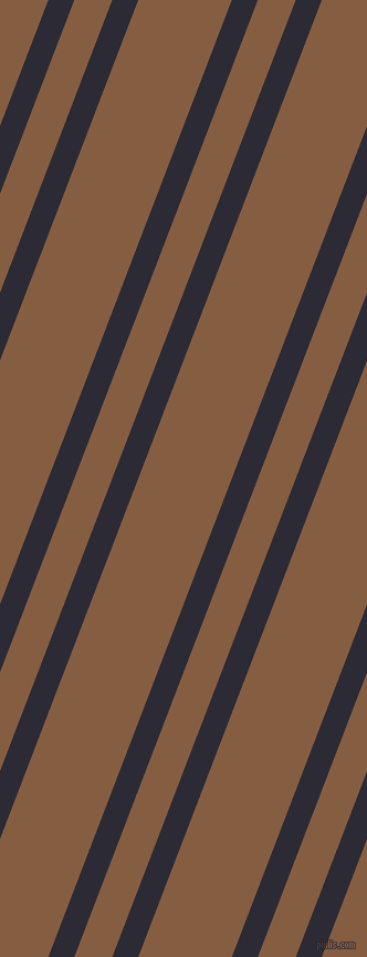 69 degree angles dual stripe line, 22 pixel line width, 32 and 79 pixels line spacing, Haiti and Dark Wood dual two line striped seamless tileable