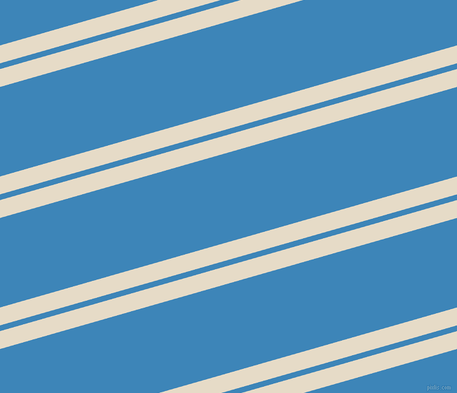 16 degree angles dual striped lines, 25 pixel lines width, 8 and 125 pixels line spacingHalf Spanish White and Curious Blue dual two line striped seamless tileable