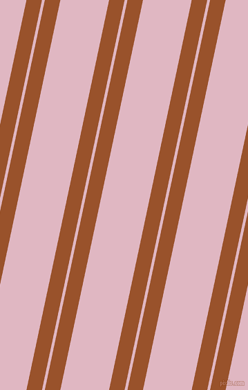 78 degree angles dual stripe lines, 22 pixel lines width, 4 and 69 pixels line spacing, Hawaiian Tan and Melanie dual two line striped seamless tileable