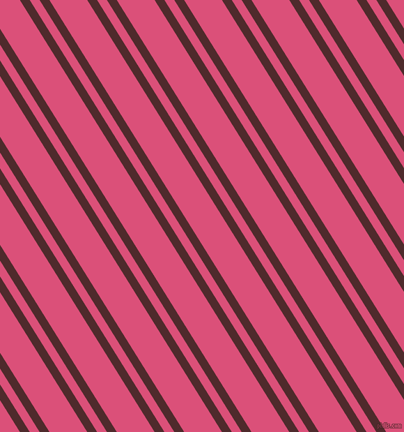 122 degree angle dual stripe line, 12 pixel line width, 12 and 46 pixel line spacing, Heath and Cranberry dual two line striped seamless tileable