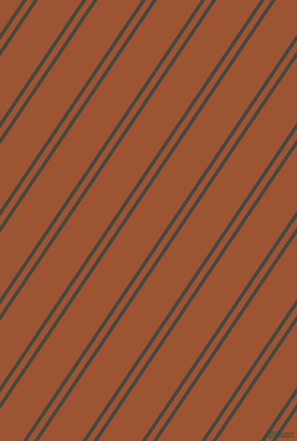 56 degree angles dual stripe line, 5 pixel line width, 8 and 52 pixels line spacing, Heavy Metal and Piper dual two line striped seamless tileable