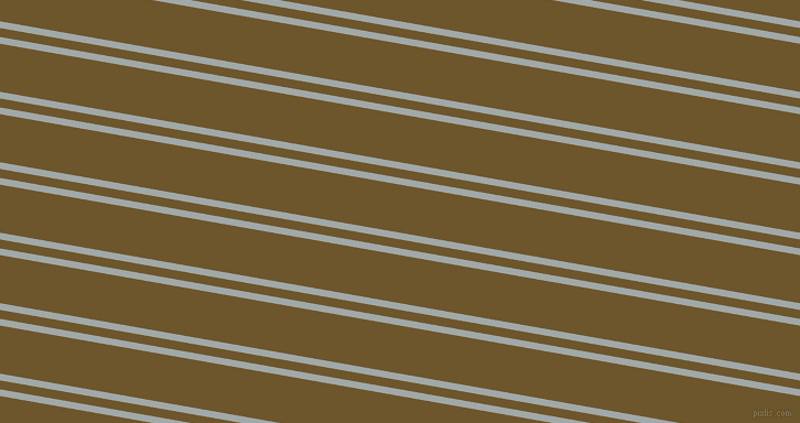 170 degree angle dual stripe lines, 6 pixel lines width, 8 and 43 pixel line spacing, Hit Grey and Horses Neck dual two line striped seamless tileable