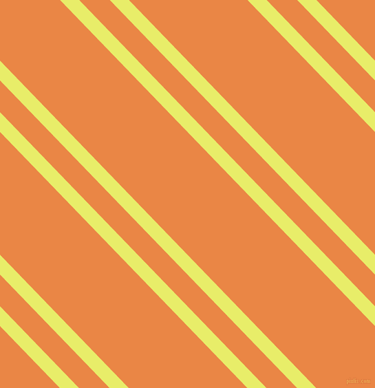 134 degree angle dual stripes lines, 20 pixel lines width, 32 and 124 pixel line spacing, Honeysuckle and Flamenco dual two line striped seamless tileable