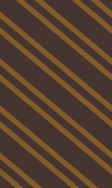 140 degree angles dual stripe lines, 18 pixel lines width, 24 and 65 pixels line spacing, Hot Curry and Cedar dual two line striped seamless tileable