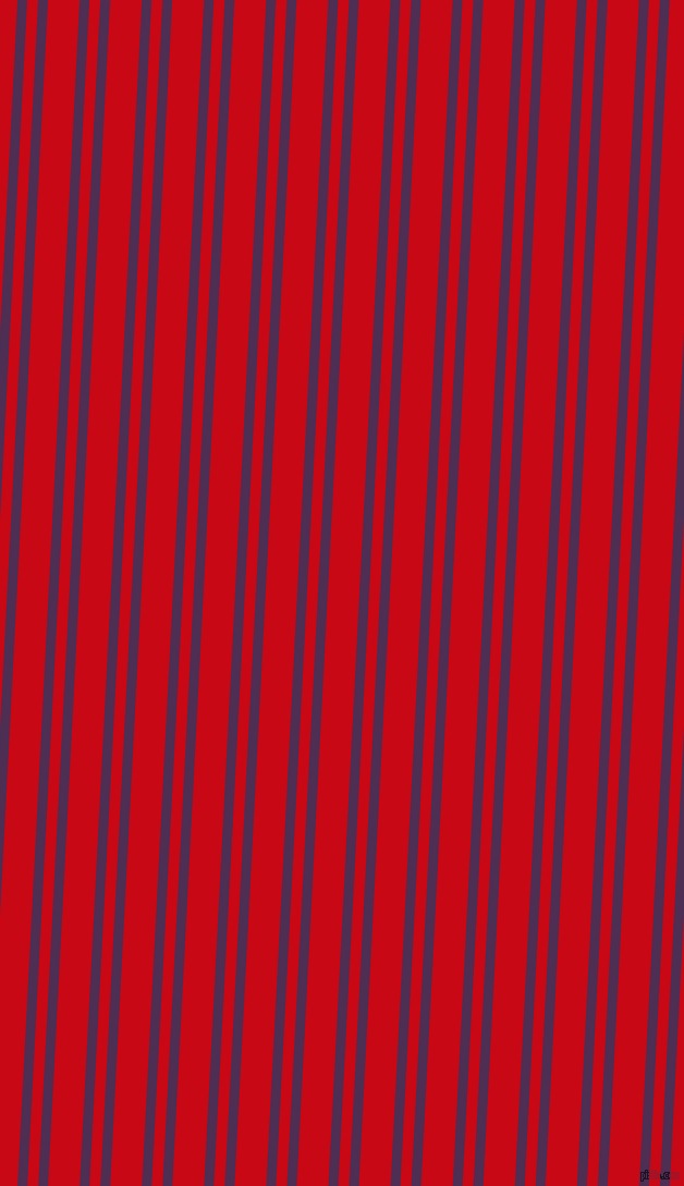 87 degree angles dual stripes lines, 9 pixel lines width, 10 and 29 pixels line spacing, Hot Purple and Venetian Red dual two line striped seamless tileable