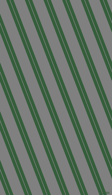 111 degree angles dual stripes line, 11 pixel line width, 2 and 37 pixels line spacing, Hunter Green and Grey dual two line striped seamless tileable