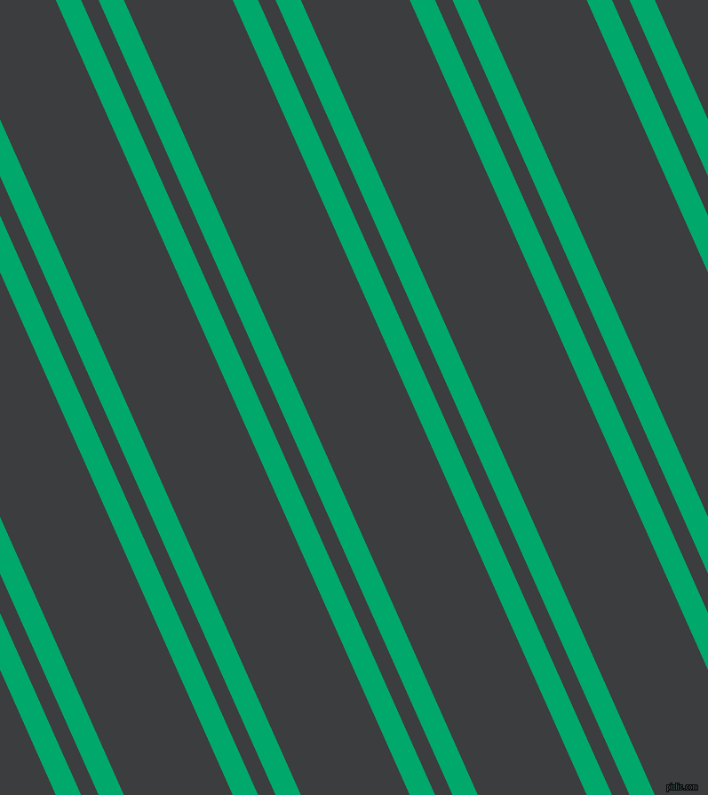 114 degree angle dual stripe line, 26 pixel line width, 18 and 112 pixel line spacing, Jade and Baltic Sea dual two line striped seamless tileable