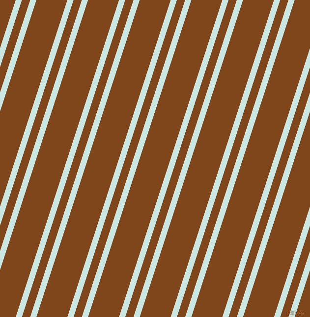 72 degree angles dual striped line, 12 pixel line width, 16 and 60 pixels line spacing, Jagged Ice and Russet dual two line striped seamless tileable