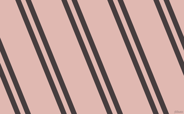 112 degree angle dual stripe lines, 21 pixel lines width, 18 and 116 pixel line spacing, Jon and Cavern Pink dual two line striped seamless tileable