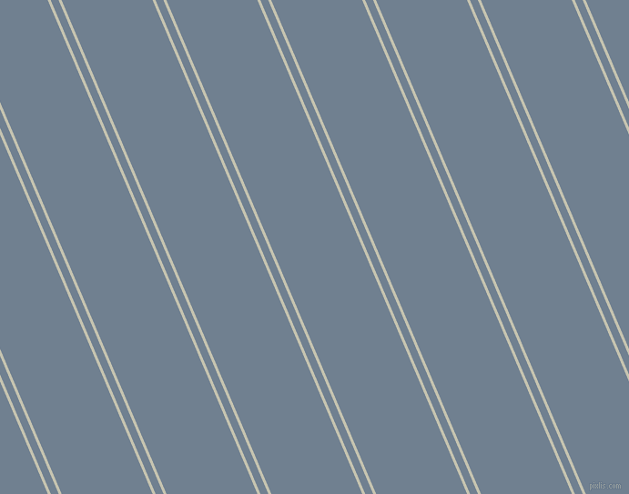 113 degree angles dual stripe line, 3 pixel line width, 8 and 92 pixels line spacing, Kangaroo and Slate Grey dual two line striped seamless tileable