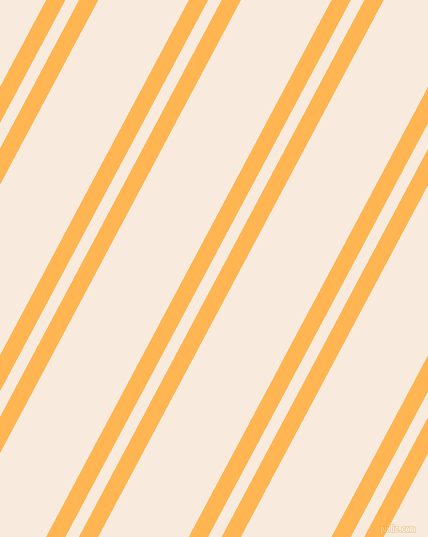 62 degree angle dual stripes lines, 17 pixel lines width, 12 and 80 pixel line spacing, Koromiko and Bridal Heath dual two line striped seamless tileable