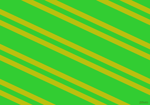 155 degree angles dual stripe lines, 21 pixel lines width, 20 and 70 pixels line spacing, La Rioja and Lime Green dual two line striped seamless tileable