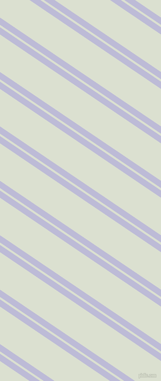 146 degree angles dual striped lines, 12 pixel lines width, 4 and 62 pixels line spacing, Lavender Grey and Feta dual two line striped seamless tileable