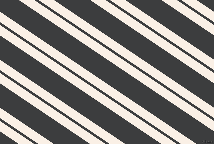 146 degree angles dual stripes line, 29 pixel line width, 8 and 68 pixels line spacing, Linen and Baltic Sea dual two line striped seamless tileable