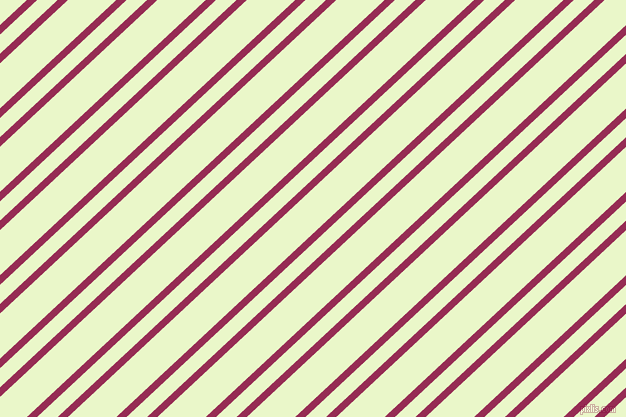 43 degree angles dual stripe lines, 7 pixel lines width, 14 and 33 pixels line spacing, Lipstick and Snow Flurry dual two line striped seamless tileable
