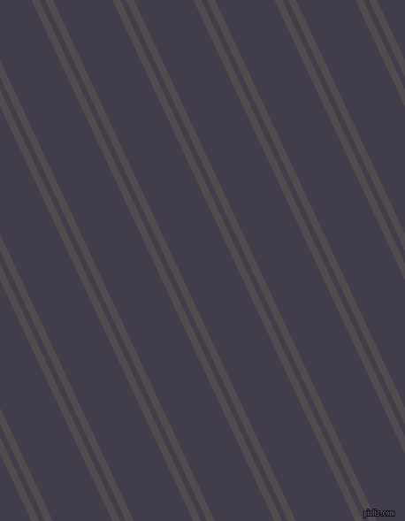 115 degree angles dual stripes lines, 8 pixel lines width, 6 and 61 pixels line spacing, Liver and Grape dual two line striped seamless tileable